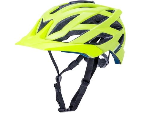 Kali Lunati Sync Helmet (Matte Fluo Yellow)