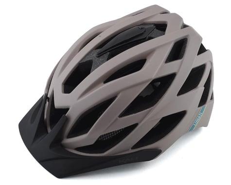 Kali Lunati Sync Helmet (Matte Grey/Teal)