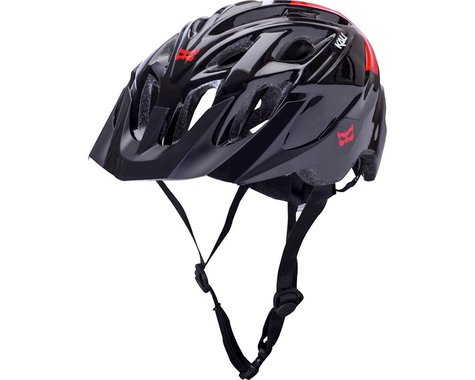 Kali Chakra Solo Helmet (Black/Red)