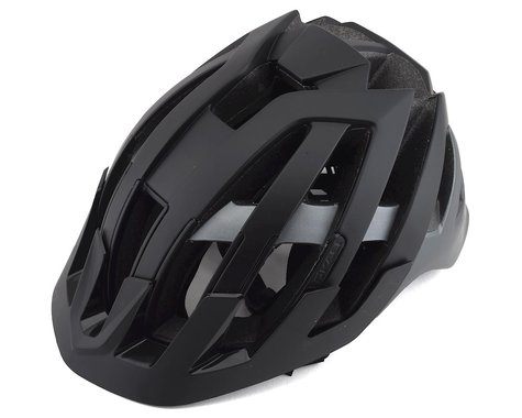 Kali Interceptor Helmet (Dual Matte Black/Titanium)