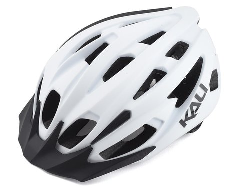 Kali Alchemy Helmet (Matte White/Black)