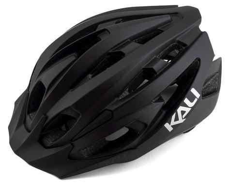 Kali Alchemy Helmet (Solid Matte Black/Gunmetal) (S/M)