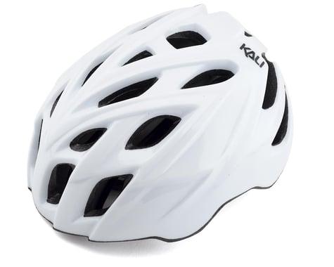 Kali Chakra Mono Helmet (Solid Gloss White) (L/XL)
