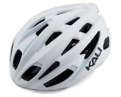 Kali Therapy Helmet (Solid Matte White) (L/XL)