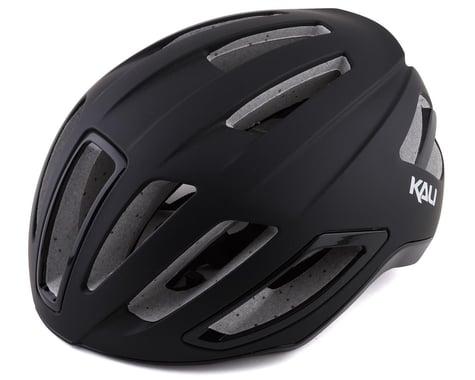 Kali Uno Road Helmet (Solid Matte Black) (S/M)