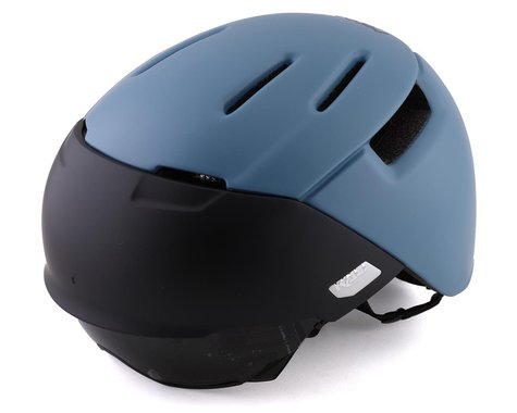 Kali City Helmet (Solid Matte Thunder Blue) (S/M)