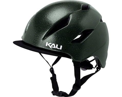 Kali Danu Helmet (Solid Reflective Green)