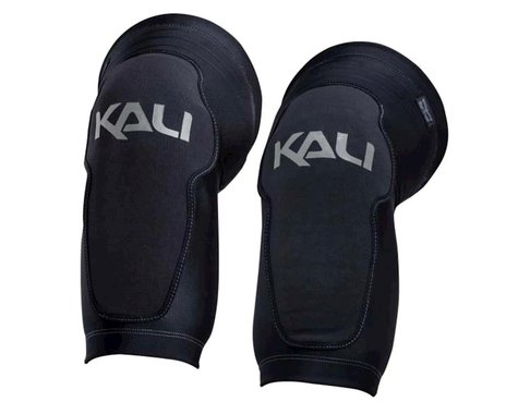 Kali Mission Knee Guards (Black/Grey) (S)