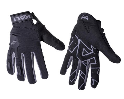 Kali Venture Gloves (Black/Grey) (M)