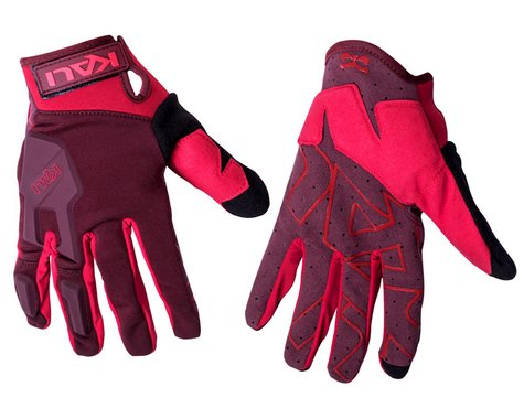Kali Venture Gloves (Red) (S)