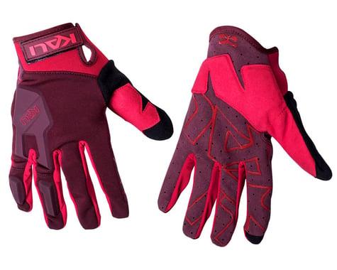 Kali Venture Gloves (Red) (XL)