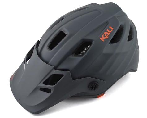 Kali Maya 2.0 Helmet (Matte Grey/Orange) (S/M)