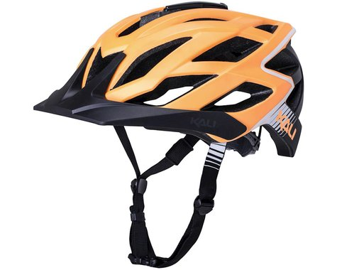 Kali Lunati Helmet (Frenzy Matte Orange/Black) (L/XL)