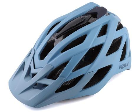 Kali Lunati Helmet (Solid Matte Thunder/Navy) (L/XL)