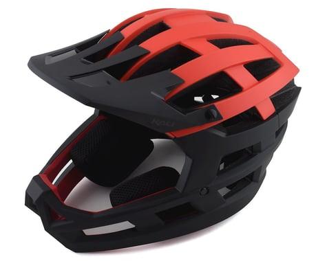 Kali Invader Helmet (Solid Matte Red/Black)