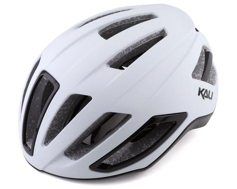 Kali Uno Road Helmet (Solid Matte White/Black) (S/M)