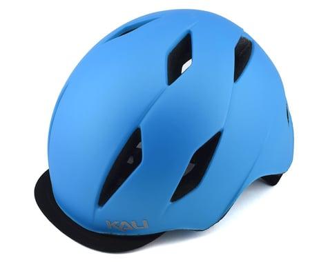 Kali Danu Helmet (Solid Matte Blue) (L/XL)