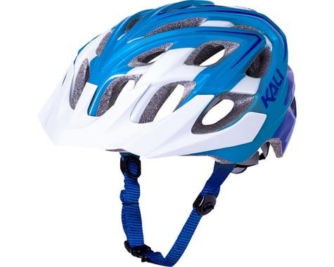 Kali Chakra Plus Helmet (Sonic White/Blue)