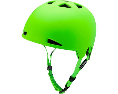 Kali Viva Helmet (Solid Green) (L)