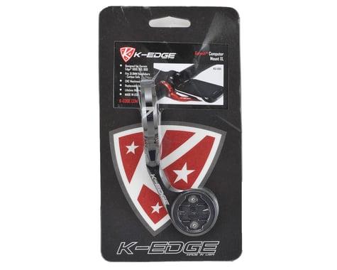 K-Edge Garmin Mount XL (31.8mm) (Black)