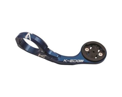K-Edge Pro Garmin XL Handlebar Mount (Blue) (31.8mm)