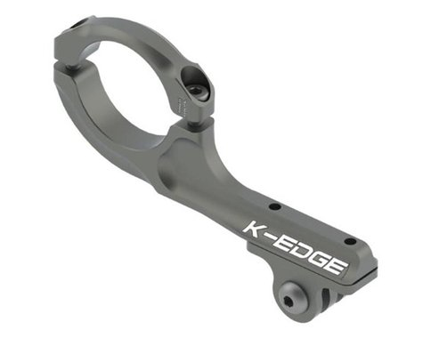 K-EDGE Go Big Pro Universal Action Camera and Light Dual Side Handlebar Mount 31