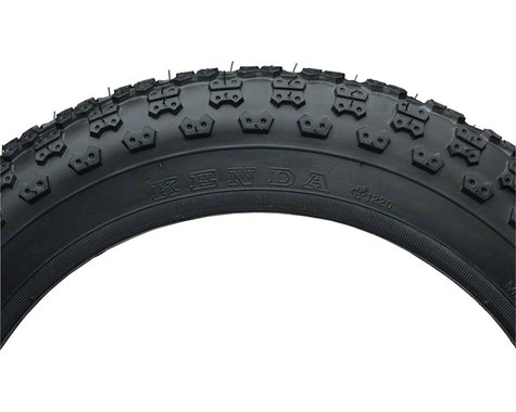 Kenda K50 Tire - 14 x 2.125, Clincher, Steel, Black, 22tpi