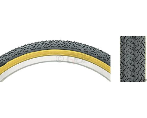 Kenda Street K55 Tire (Black/Tan) (20 x 1.75)