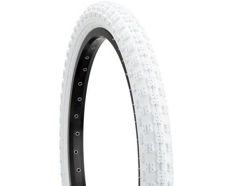 Kenda K50 Tire - 20 x 2.125, Clincher, Wire, White, 22tpi