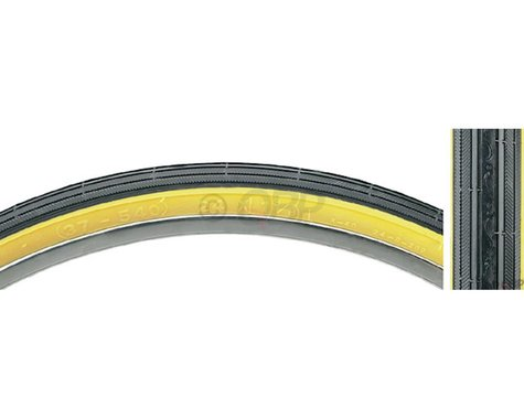 """Kenda Street K40 Tire (Black/Tan) (24 x 1-3/8"""")"""