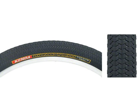 "Kenda Kiniption Tire (Black) (26 x 2.3"")"