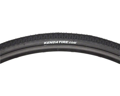 Kenda Karvs Tire - 700 x 25, Clincher, Folding, Black, 60tpi
