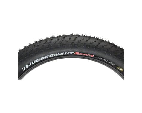 Kenda Juggernaut Tire - 26 x 4. Clincher, Wire, Black, 60tpi