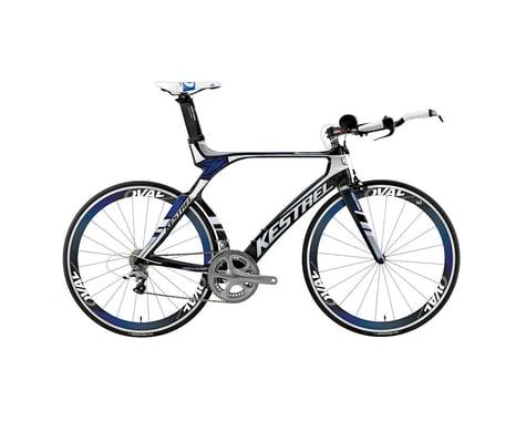 2011 Kestrel 4000 Pro SL Shimano Ultegra Triathlon/Time Trial Bike (Blue/White) (47)