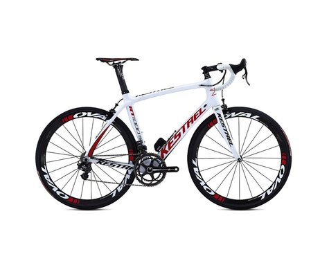 Kestrel RT-1000 SL Road Bike - 2013 Campagnolo Super Record (White) (56)