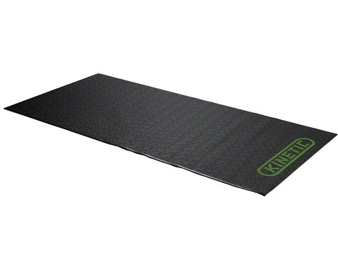 Kinetic Trainer Mat (Black)