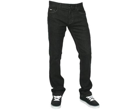 Kink Refuge Straight Fit BMX Jeans (Black) (28)