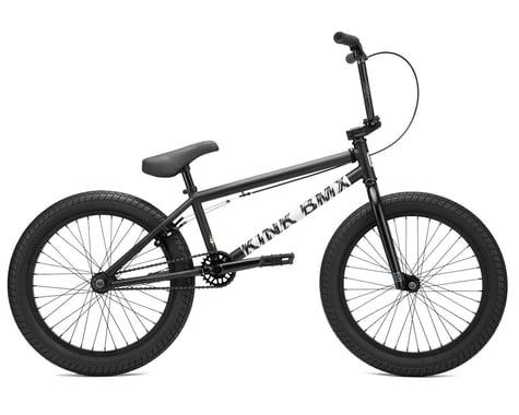 "Kink 2021 Curb BMX Bike (20"" Toptube) (Matte Dusk Black)"