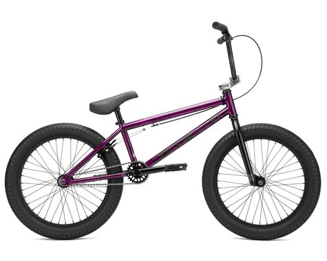 "Kink 2021 Curb BMX Bike (20"" Toptube) (Smoked Fuchsia)"