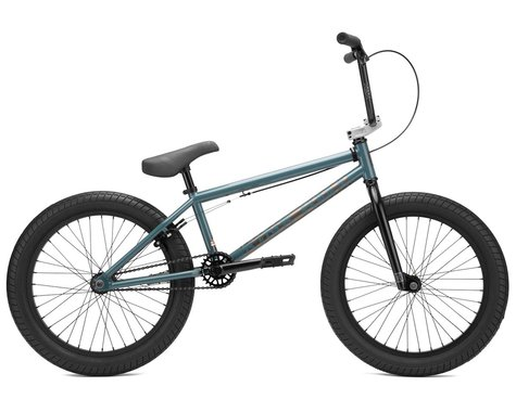 "Kink 2021 Curb BMX Bike (20"" Toptube) (Ocean Grey)"