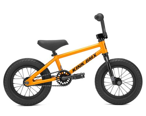 "Kink 2021 Roaster 12"" BMX Bike (12.5"" Toptube) (Dusk Orange)"