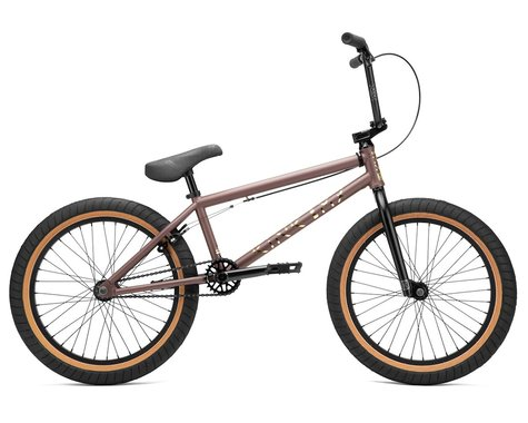 "Kink 2021 Launch BMX Bike (20.25"" Toptube) (Matte Truffle Brown)"