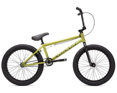"Kink 2021 Launch BMX Bike (20.25"" Toptube) (Digital Lime)"