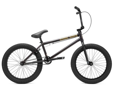 "SCRATCH & DENT: Kink 2021 Gap BMX Bike (20.5"" Toptube) (Black Chrome)"