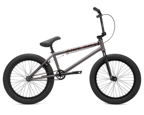 "Kink 2021 Whip BMX Bike (20.5"" Toptube) (Matte Granite Charcoal)"