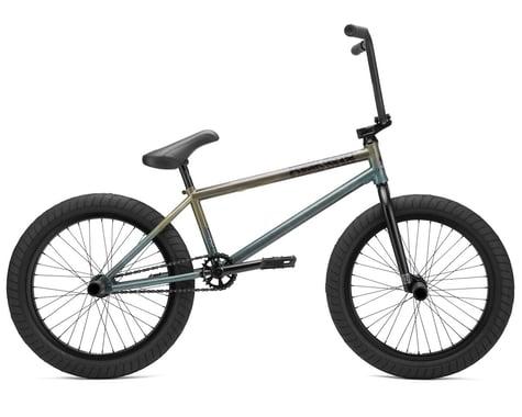 "Kink 2021 Cloud BMX Bike (21"" Toptube) (Trans Teal)"