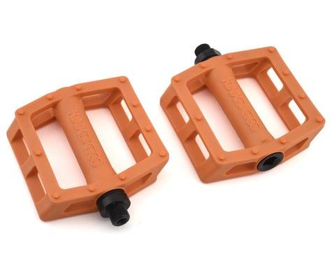 """Kink Senec PC Pedals (Orange) (9/16"""")"""
