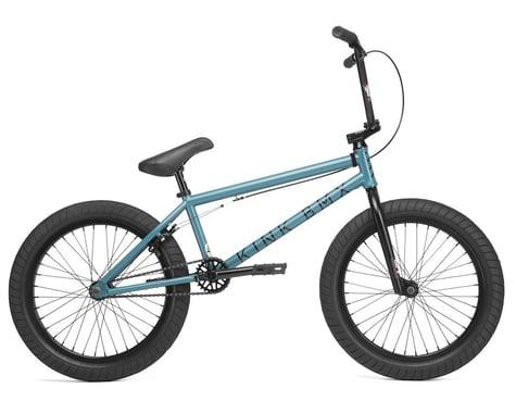 """Kink 2020 Whip XL BMX Bike (21"""" Toptube) (Matte Dusk Turquoise)"""