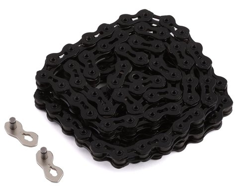 KMC K1SL SuperLite Kool Wide Chain (Black) (Single Speed) (100 Links)