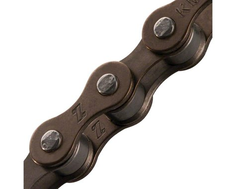 KMC Z410 Chain (Brown) (112 Links)